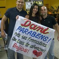 Photo taken at Espeto Universitario by Willian B. on 10/25/2012