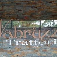 Photo taken at nabruzzi trattoria by Gary S. on 7/24/2014