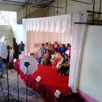 Photo taken at St.Georges Church by Vishnu N. on 1/10/2015