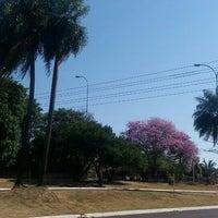 Photo taken at Avenida Prefeito Lúdio Martins Coelho by Aletéia B. on 7/15/2016