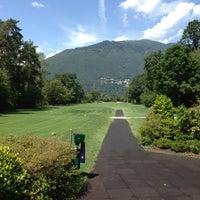Photo taken at Golf Club Patriziale Ascona by Lucas H. on 7/24/2013