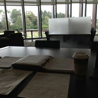 Photo taken at LMU - William H. Hannon Library by Rachel N. on 6/9/2013