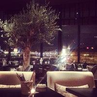 Снимок сделан в Ресторан & Lounge «Река» пользователем Evgenya K. 10/29/2012