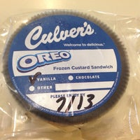 Photo taken at Culver's by Kei on 6/21/2014