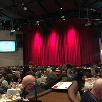 Photo taken at Mayfield Dinner Theatre by Fitos on 12/29/2016