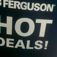 Photo taken at Ferguson Bath & Kitchen Gallery by Scott M. on 12/18/2012