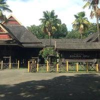 Photo taken at Baruga Somba Opu by Fahmi C. on 6/5/2015