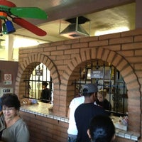 Photo taken at Rito's Market & Mexican Take Out by Freddy Q. on 11/9/2012