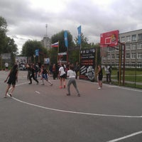 Photo taken at Школа №7 by Max G. on 6/26/2014