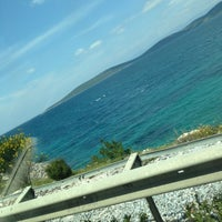 Photo taken at Milas - Bodrum Yolu by Ömer Can B. on 4/17/2013