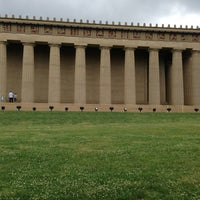 Photo taken at The Parthenon by Kathy R. on 6/2/2013