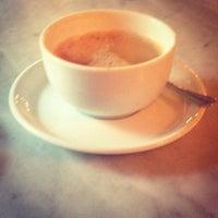 Photo taken at Kleines Café by Rita on 10/4/2013