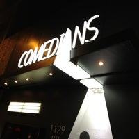 Photo taken at Comedians by Karen T. on 10/12/2012