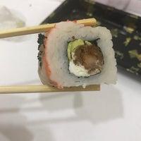 1/31/2018 tarihinde TC Hayriye Y.ziyaretçi tarafından Sushi Inn'de çekilen fotoğraf