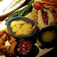 Photo taken at Red Lobster by Darima L. on 4/10/2016