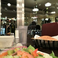 Photo taken at East River Diner by Vitaly K. on 2/28/2013