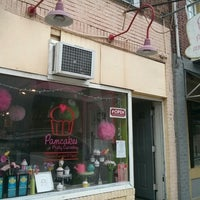 Photo taken at Pamcakes: A Philly Cupcakery by Ingo R. on 10/1/2015