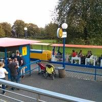 Photo taken at Kleinbahn / Parkbahn by Ingo R. on 10/3/2014
