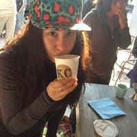 Photo taken at Kings Coffee by JBM on 12/7/2013