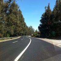 Photo taken at Puente Peumo by Rodrigo Osorio D. on 10/12/2013