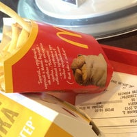 Photo taken at McDonald's by Андрей В. on 3/11/2013