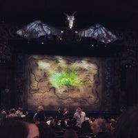 Photo taken at Ziff Ballet Opera House by Vanessa S. on 3/12/2015