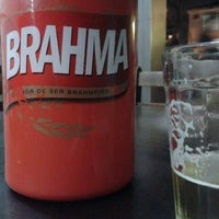 Photo taken at Estação Paulista Bar Restaurante by Aline D. on 9/28/2012