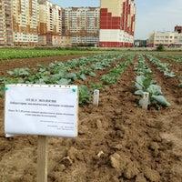 Photo taken at ВНИИ селекции и семеноводства овощных культур by Алексей С. on 7/3/2013