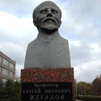 Photo taken at ВНИИ селекции и семеноводства овощных культур by Алексей С. on 10/2/2013