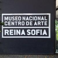 Photo taken at Museo Nacional Centro de Arte Reina Sofía (MNCARS) by Salvador B. on 11/22/2012