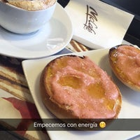 Photo taken at McDonald's by Rocío P. on 5/11/2016