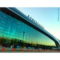Photo taken at Domodedovo International Airport (DME) by Alexey G. on 10/30/2013