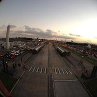 Photo taken at Estação Tubo Marechal Floriano Peixoto by Alexandre S. on 4/11/2013