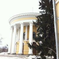 Photo taken at МЦКМ «Жовтневий Палац» by Николай К. on 3/16/2013