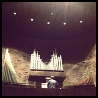 Photo taken at MIT Chapel (Building W15) by Kateryna K. on 11/7/2013