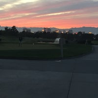 Photo taken at Desert Pines Golf Club and Driving Range by Jen Z. on 11/24/2016