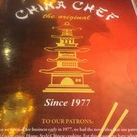Photo taken at China Chef by Jen Z. on 12/30/2016
