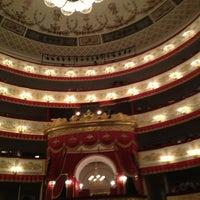Снимок сделан в Александринский театр пользователем Tatiana V. 1/20/2013
