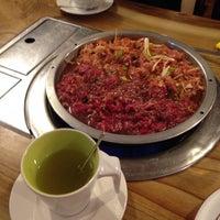 Photo taken at Kookil Kwan by Jenn L. on 2/18/2014