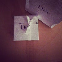 Photo taken at Dior by Farah on 10/13/2013
