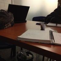 Photo taken at Biblioteca by Gadiel S. on 11/30/2012