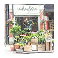 Photo taken at Northern Flower by rianna p. on 6/26/2015