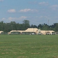 Photo taken at Camp Atterbury by Teri W. on 8/1/2013