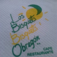 Photo taken at Los Bisquets Bisquets Obregón by Jazz S. on 6/28/2013