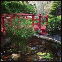 Photo taken at Miami Beach Botanical Garden by BJ S. on 4/28/2013