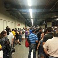 Photo taken at Estación Intermodal La Cisterna by Beto C. on 12/17/2012