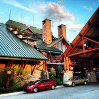 Photo taken at Disney's Wilderness Lodge by Jonathan C. on 1/10/2013