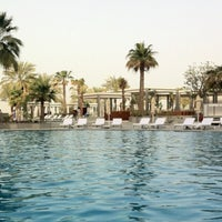 Photo taken at The Ritz-Carlton Bahrain by @A7med N. on 4/22/2013