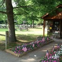 Photo taken at Lorimer Park by Alexandra М. on 7/21/2013