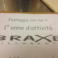 Photo taken at Braxe by Maurizio Z. on 5/17/2013